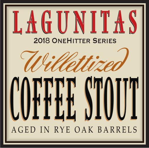 Logo of Lagunitas Willetized Coffee Stout (2018)