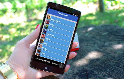 Pro Build: Mobile Legends - Guide 2.1 screenshots 6