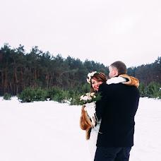 Wedding photographer Elena Vakhovskaya (HelenaVah). Photo of 14.01.2018