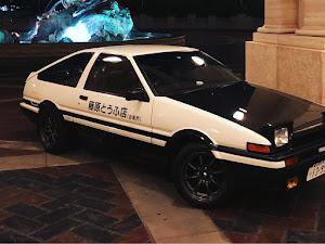 スプリンタートレノ AE86 AE86 GT-APEX 58年式のカスタム事例画像 lemoned_ae86さんの2020年05月18日09:43の投稿