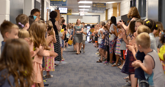2018 Pattengill Fifth Grade Clap Out