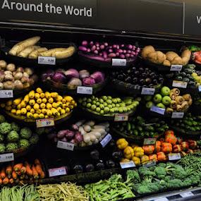 Veggie Area by Arren Lateo - City,  Street & Park  Markets & Shops ( pwcmarkets )