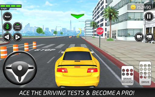 Driving Academy - Car School Driver Simulator 2019 - screenshot