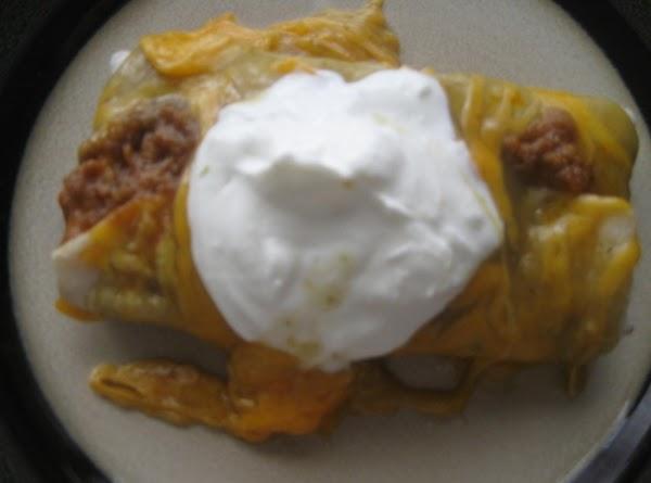 Quick And Easy Burritos Recipe