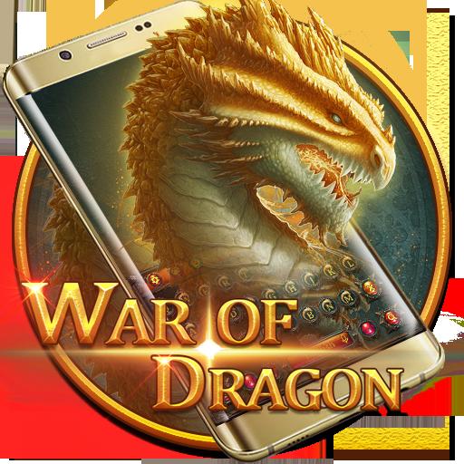 War of dragon godzilla Keyboard