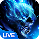 Flaming Skull Live Wallpaper Download for PC Windows 10/8/7