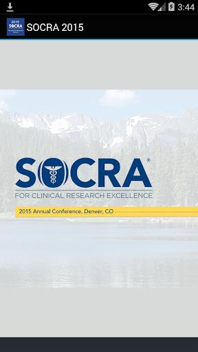 SOCRA 2015 Annual Conference