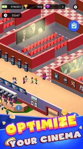 Idle Cinema Tycoon screenshots 3