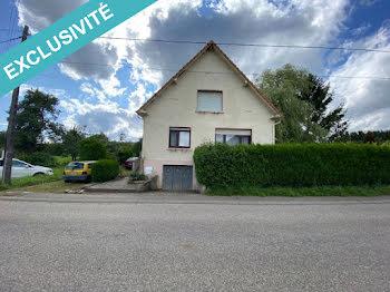 maison à Wiesviller (57)