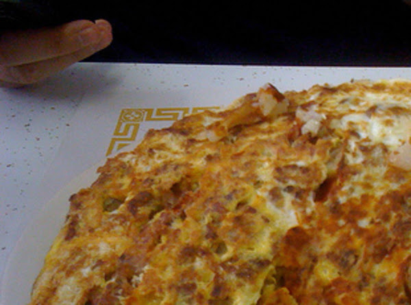 Outrageous Hash Browns Filled With Meats Recipe