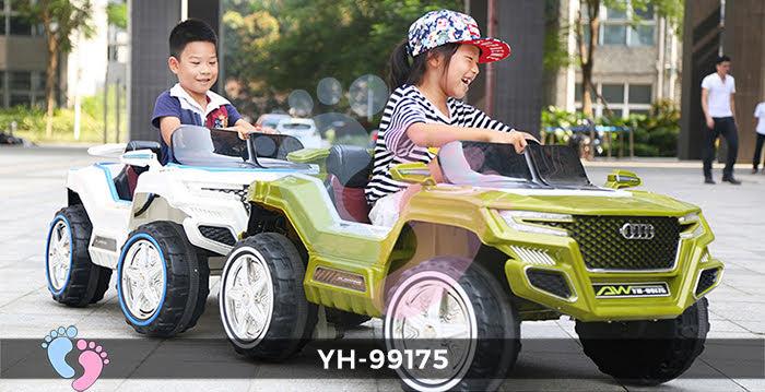 Ô tô điện trẻ em 2 chỗ ngồi YH-99175 2