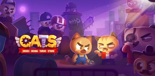 Приложения в Google Play – CATS: Crash Arena <b>Turbo</b> Stars