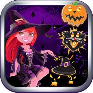 Halloween Cookie Crush Free for PC and MAC