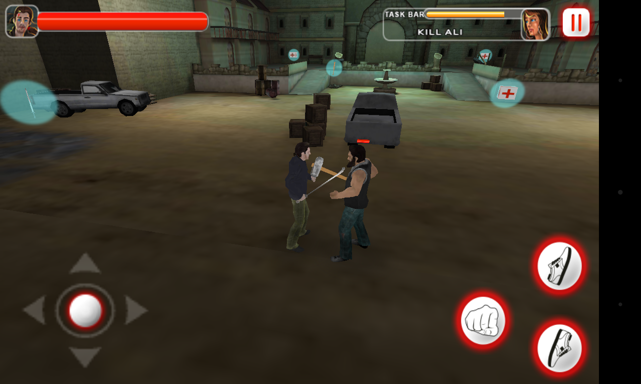Downtown Hero – Fight Begins- screenshot
