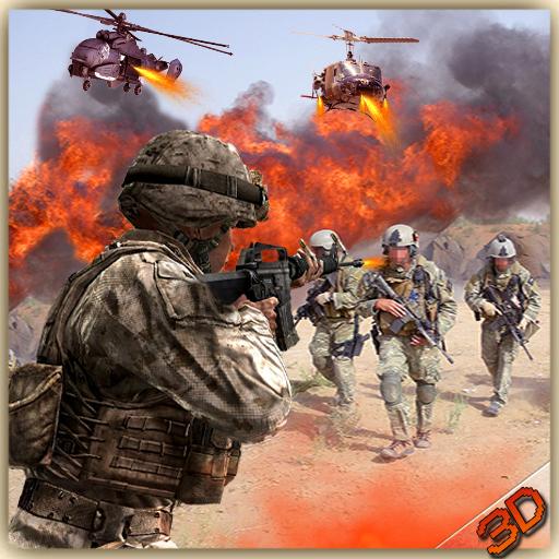 动作の陸軍スナイパーシューター:無料ゲーム LOGO-記事Game