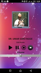 Dr. Umar Sani Fagge - Fassarar Ahlari - náhled
