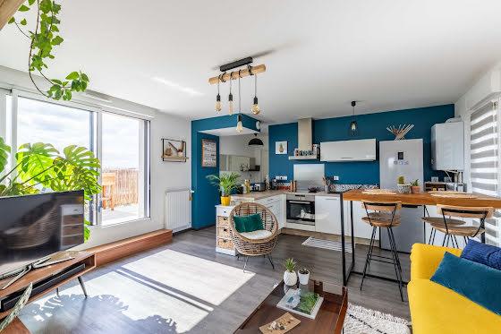 Vente appartement 2 pièces 43,41 m2