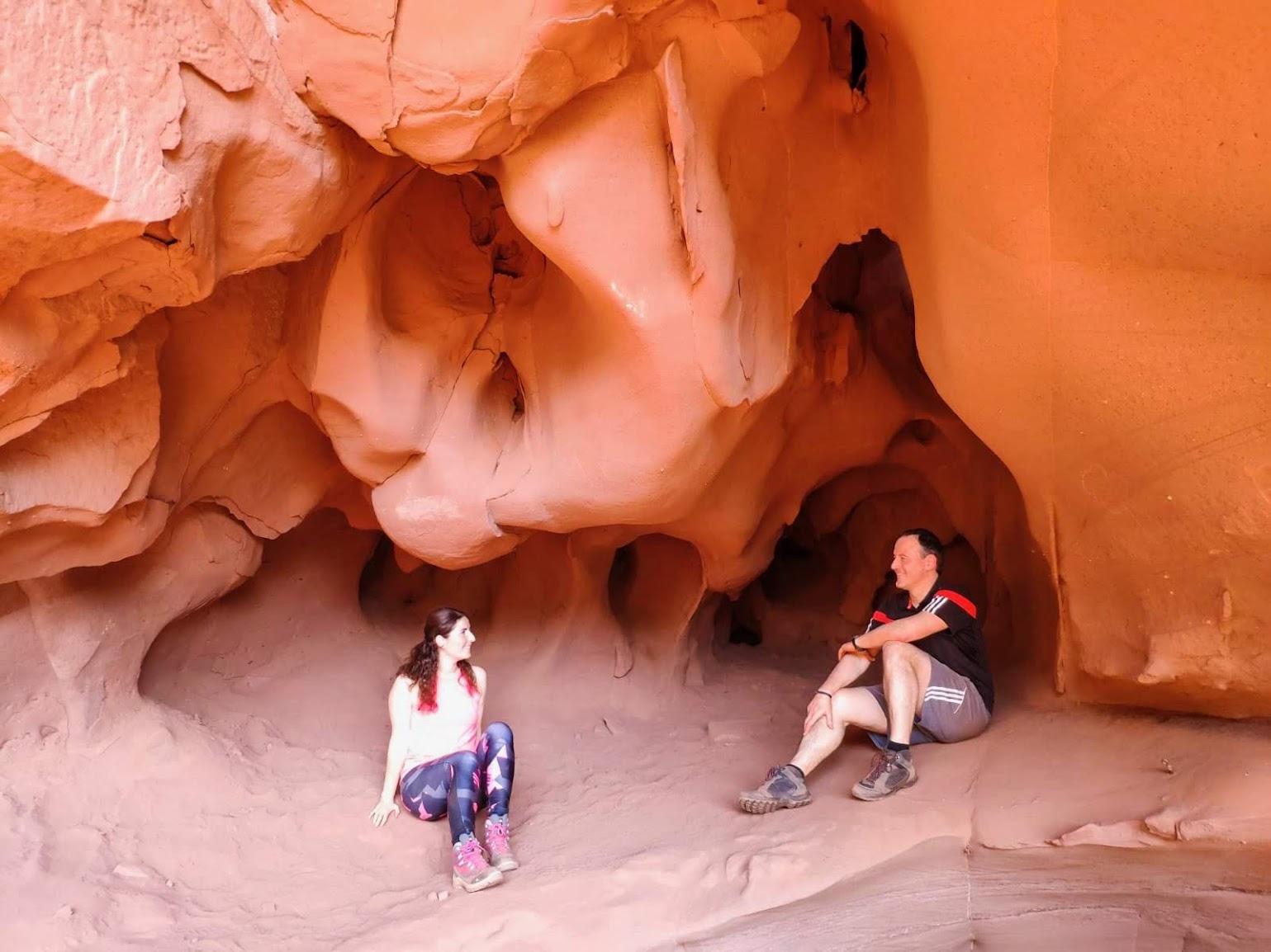 Otra de las cuevas