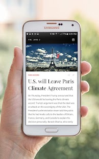 Nwsty - Headlines & Daily Breaking News Summaries Screenshot