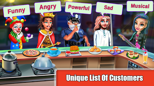 Cooking Express : Star Restaurant Cooking Games  screenshots 3