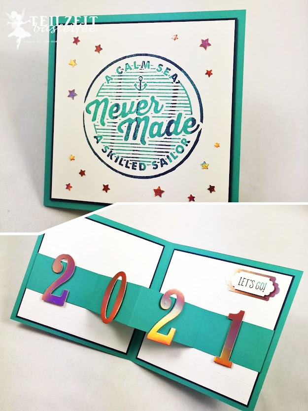 Stampin' Up! - Inkspire_me, Silvester, New Year, Challenge, Adventure Awaits, Do the Impossible, 2021