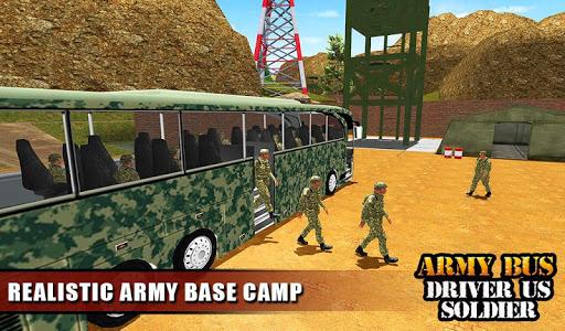Army Bus Driver 2020: Real Military Bus Simulator apktram screenshots 23
