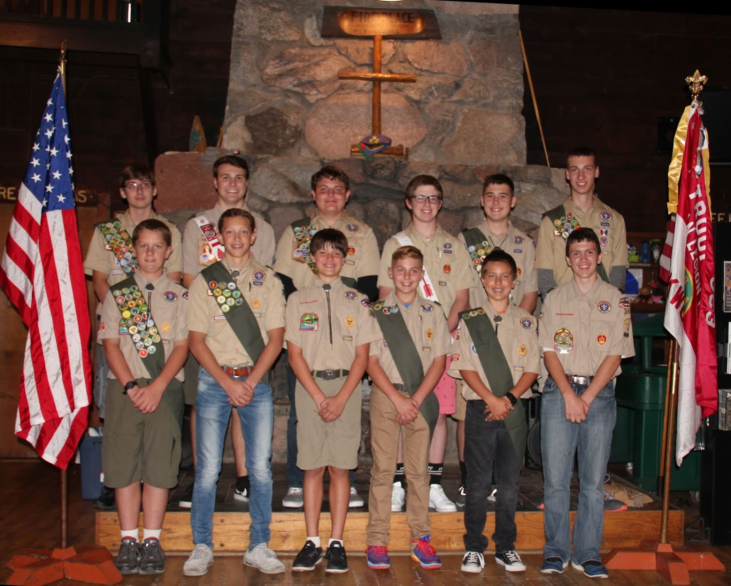 The Scouts in Troop 363