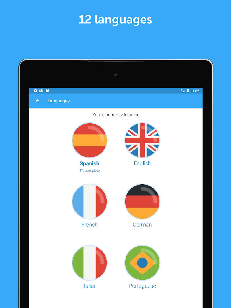 busuu - Easy Language Learning Screenshot 5