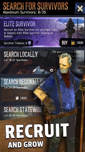 The Walking Dead: March To War 1.3.5 screenshots 5