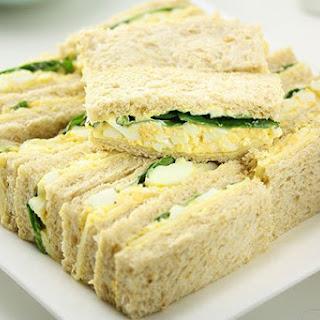 Delicious Egg Sandwiches Recipe