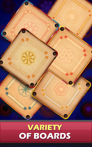 Carrom Friends: Online Carrom Board Disc Pool Game screenshots 5