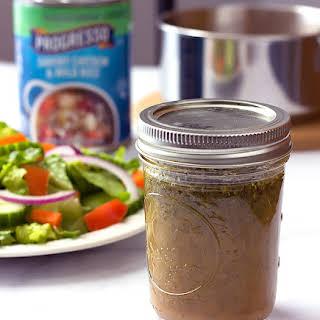 Garlic Vinaigrette Salad Dressing Recipes.