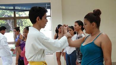 Photo: 4.14.15 Observatorio Contra el Acoso Callejero Nicaragua  self defense class