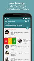 Screenshot of Postings (Craigslist App)