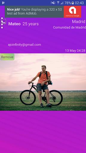 Gay Personal Ads - Men Dating 1.01.126 screenshots 4