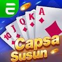 Capsa susun poker bonus  remi  gaple domino online icon