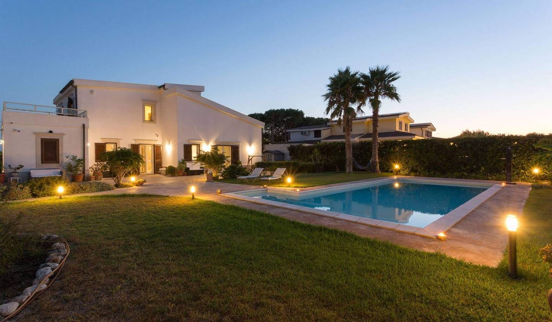 Villa avec jardin et terrasse Syracuse