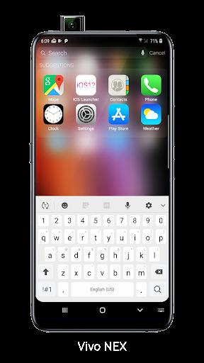 Launcher iOS 12 2.2.9 screenshots 3
