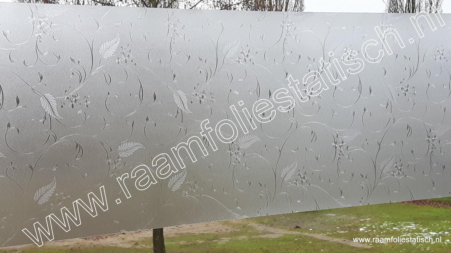 Statische raamfolie patifix blad deluxe 90cm