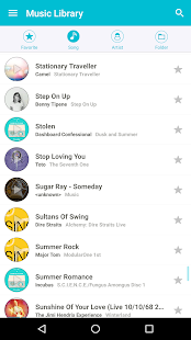 SingPlay: MP3 Karaoke Recorder Screenshot