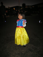 Photo: Miss Snow White- so darling!