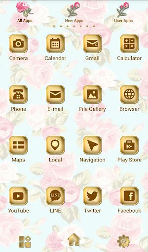 Cute Theme-Elegant Floral- 1.0.0 Windows u7528 3
