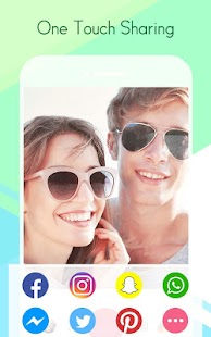 Sweet Selfie - selfie camera,beauty cam,photo edit Screenshot