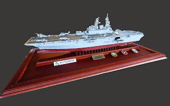 Photo: Photo Capture with ReCap360 on USS America Model