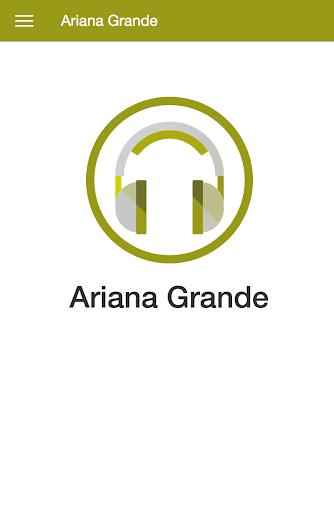 Ariana Grande Lyrics