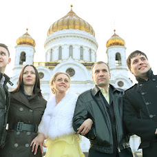 Wedding photographer Yuliya Loginova (Ulianna). Photo of 07.04.2014
