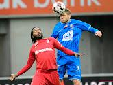 Igor Plastun hoopt om met AA Gent de titel te pakken