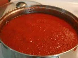 Basic Tomato Sauce For Pasta Recipe