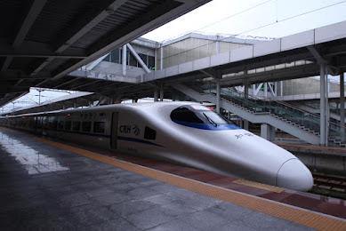 中国の格差地帯を歩く…犯罪者は乗車厳禁?新幹線より速いと自慢の高速鉄道に乗ってみた