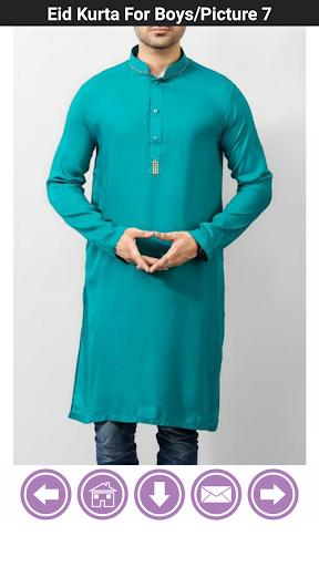 Eid Kurta For Boys